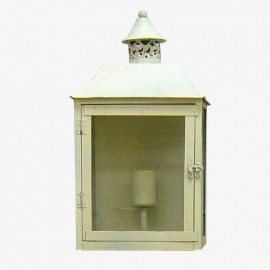 FAROL PARED 1L RECTO MD BLANCO