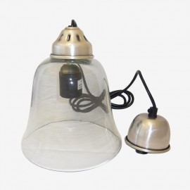 LAMPARA TECHO 1L  CAMPANA PQÑA C