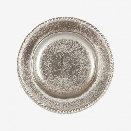 PLATO DE PAN 13 CM BORDE CORDON