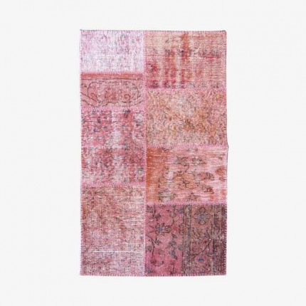 ALFOMBRA PATCHWORK 80X130 CM FRE