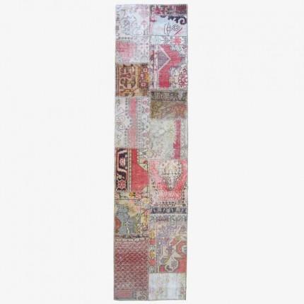 ALFOMBRA PATCHWORK 300x75 CM TRO