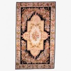 ALFOMBRA PETIT POINT 153*244 MAR