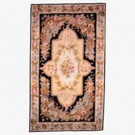ALFOMBRA PETIT POINT 61*92 MARBE
