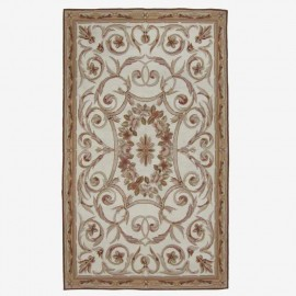 ALFOMBRA PETIT POINT 122*183 CLA